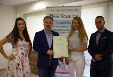 Advanced Hair Clinics Athènes
