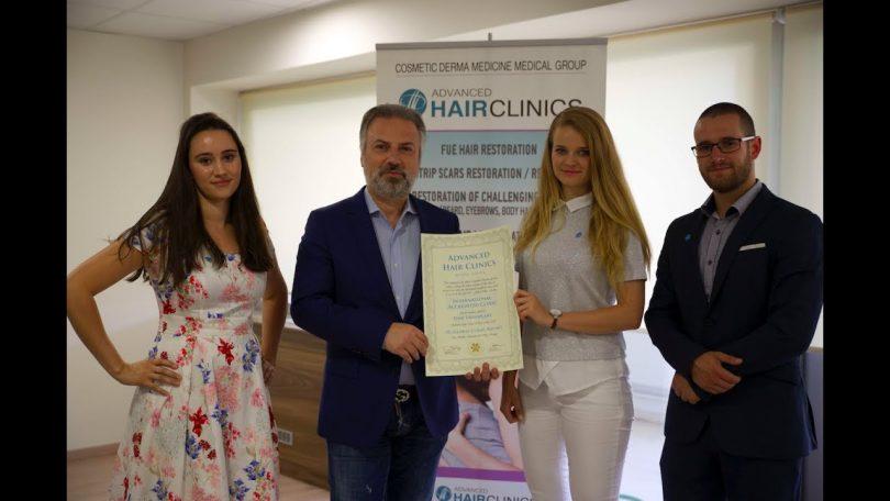Advanced Hair Clinics Athènes