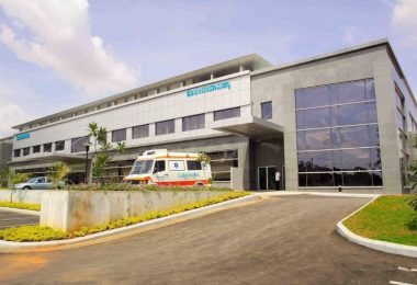Columbia Asia Hospital Hebbal Karnataka
