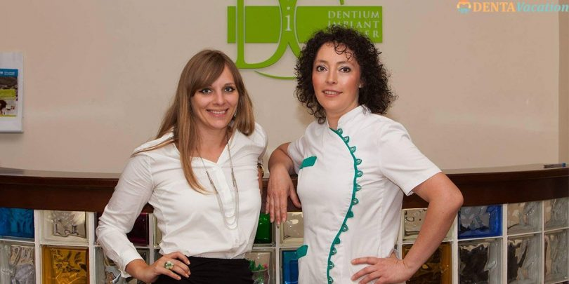 Dentium Implant Center Budapest