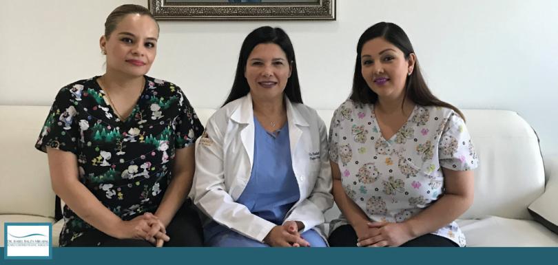 Dr. Isabel Balza Plastic Surgery Tijuana