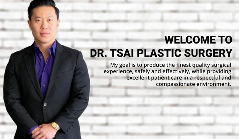 Dr. Tsai Plastic Surgery Los Angeles