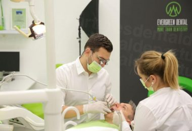 Evergreen Dental Clinic Budapest