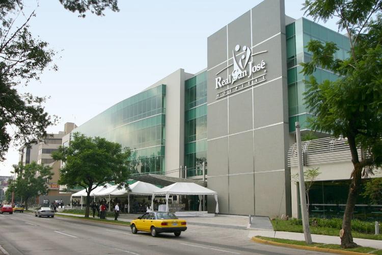 Hospital San Jose Tecnologico de Monterrey Monterrey