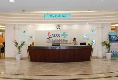 Max Super Specialty Hospital Patparganj Delhi