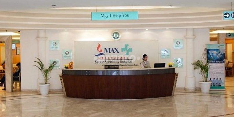 Max Super Specialty Hospital Shalimar Bagh Delhi