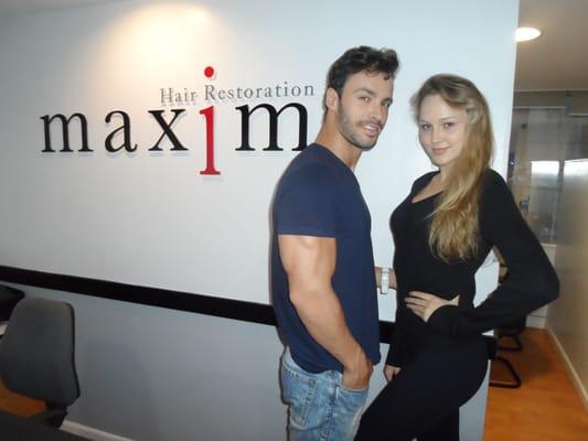Maxim hair Restoration Dallas