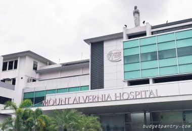 Mount Alvernia Hospital Singapour