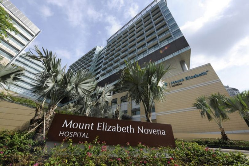 Mount Elizabeth Hospital Singapour