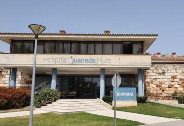 Muro General Hospital Palma