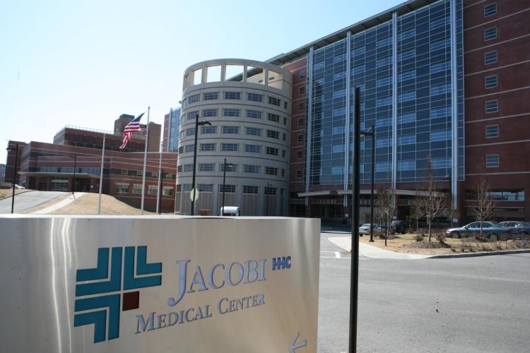NYC Health Jacobi Hospital New York