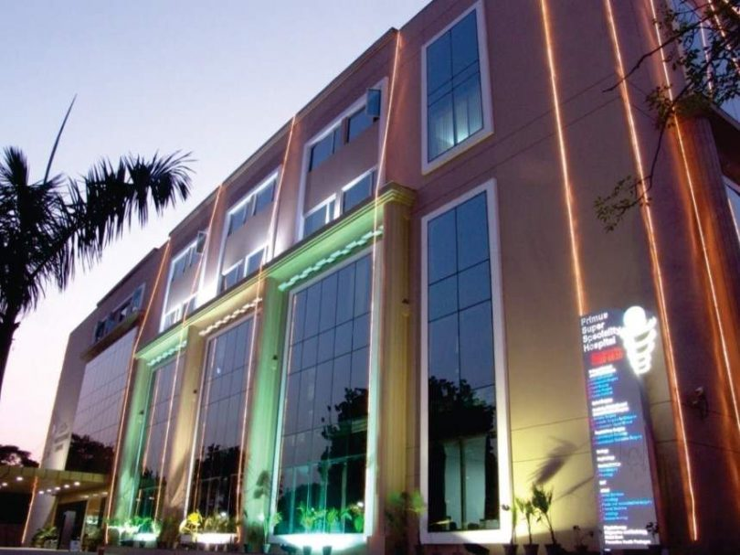 Primus Super Specialty Hospital Delhi