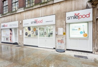 Smilepod - Bank Londres