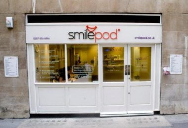 Smilepod - Canary Wharf Londres