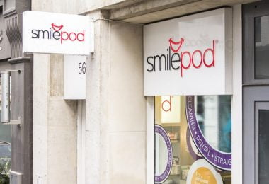 Smilepod - Soho Londres