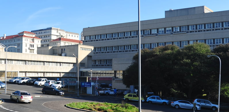 UCT Private Academic Hospital Le Cap