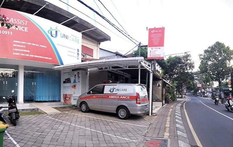 Unicare Ubud Medical Clinic Bali