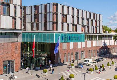 University Medical Center Hamburg Hambourg