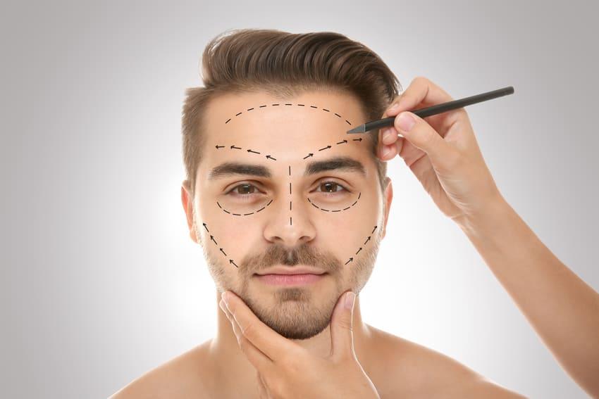 Chirurgie esthétique pour hommes en Turquie